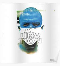 Brockhampton Saturation Album Cover Poster