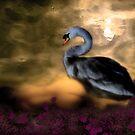 Leda&Swan...ADivineRape´sDream by RosaCobos