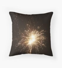 firelights3 Throw Pillow