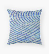 Life is Grate 2 Throw Pillow