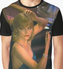 Elvira Hancock / Scarface 1983 Graphic T-Shirt