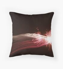 firelights 4 Throw Pillow