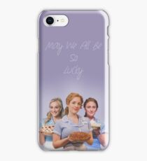 So Lucky... iPhone Case/Skin