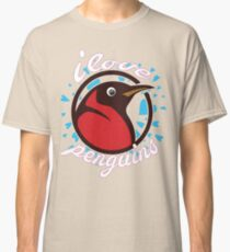 I Love Penguins Classic T-Shirt