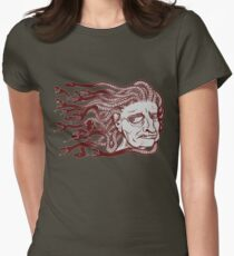 Mad Old Medusa Women's Fitted T-Shirt