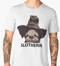 Slotherin (Slytherin) Men's Premium T-Shirt