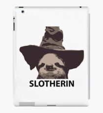Slotherin (Slytherin) iPad Case/Skin