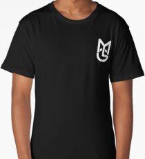 Macky Gee dnb Drum and Bass Long T-Shirt