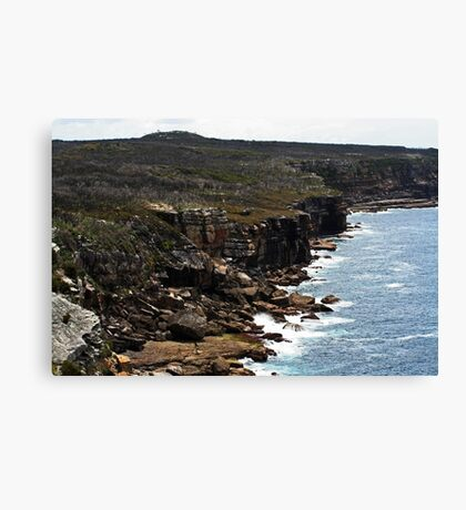 Jervis Bay II Canvas Print