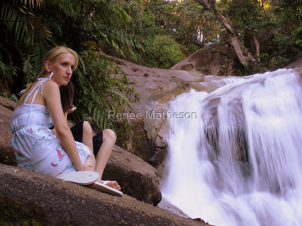 Josephine Falls by Renee Matheson