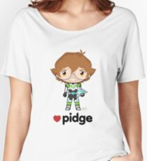 Love Pidge - Voltron Women's Relaxed Fit T-Shirt