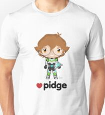 Love Pidge - Voltron T-Shirt