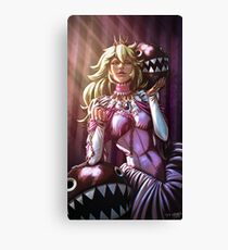 Queen Peach Canvas Print