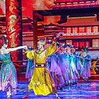 China. Xian. Show. Dance for Two. by vadim19
