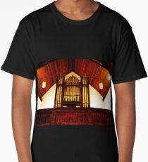 Church Organ Long T-Shirt