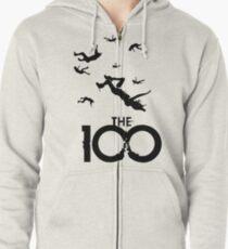 The 100 Zipped Hoodie