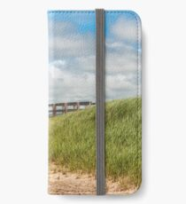 Dunes & Boardwalk iPhone Wallet