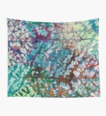 Colorful leaves II Wall Tapestry