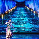 China. Xian. Show. Solo Dance. by vadim19