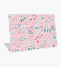 Galaxy Babe Pattern Laptop Skin
