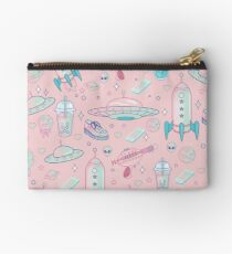 Galaxy Babe Pattern Studio Pouch