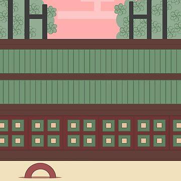 Japanese Garden by ZebraArmada