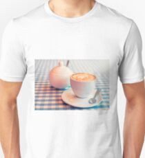 Morning cup of coffee T-Shirt