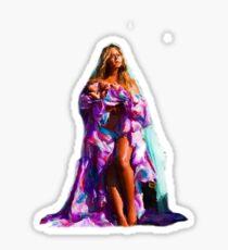 Beyoncé Twins Sticker