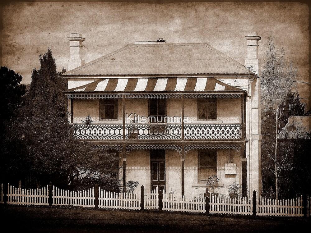 Station Master's Cottage - Uralla, NSW, Australia by Kitsmumma