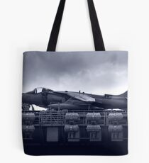 USS Boxers Harrier Jet Tote Bag