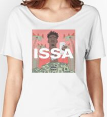 21 Savage - ISSA Album  Women's Relaxed Fit T-Shirt