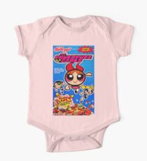 Powerpuff girls cereal Kids Clothes