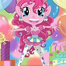 Party Pinkie by veethebunny