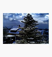 Climate Photographic Print