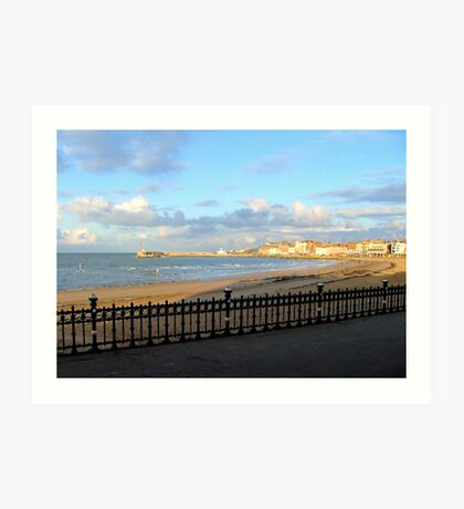 Margate Seafront Art Print