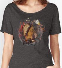 Kiss Kiss Bang Bang Women's Relaxed Fit T-Shirt