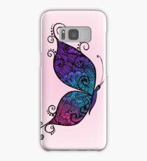 Ornate Butterfly Samsung Galaxy Case/Skin
