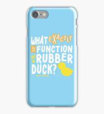 Rubber Duck iPhone Case/Skin