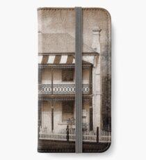 Station Master's Cottage - Uralla, NSW, Australia iPhone Wallet/Case/Skin
