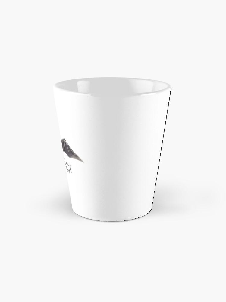 Alternate view of Cute Bat : I Am The Night Mug