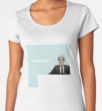 Mondays Women's Premium T-Shirt