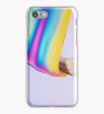 Drifting In Colors That Don't Exist iPhone Case/Skin