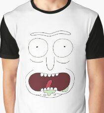 im t-shirt Rick - Rick and Morty Graphic T-Shirt
