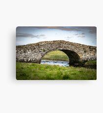 Eighteenth Century Bridge on Isle of Anglesey Canvas Print