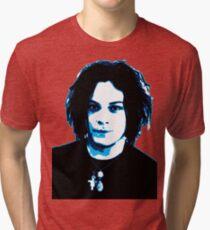 Jack White 4 Layers Tri-blend T-Shirt