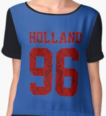 Holland Chiffon Top