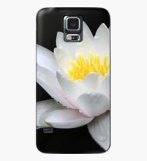 White Water Lily  Case/Skin for Samsung Galaxy