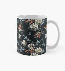 Wallpaper pattern design Floral Mecha 5 Edouard Artus Mug