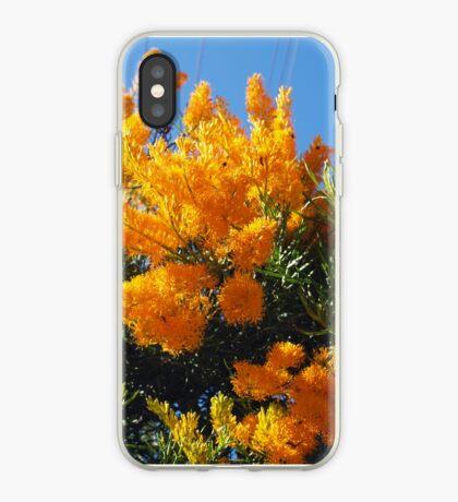 Nuytsia Orange iPhone Case