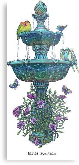 Little Fountain by vian